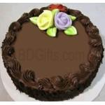1 kg chocolate round cake